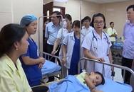 Gần 100 trẻ mầm non phải nhập viện nghi ngộ độc ở Phú Thọ
