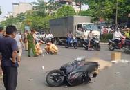 Hà Nội: Va chạm với xe bồn, người đàn ông điều khiển xe máy tử vong giữa đường