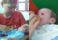 Bé Bình An và người mẹ ung thư ra sao sau 2 tháng xuất viện về quê?