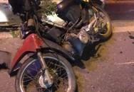 Xe máy chở 3 đi ngược chiều bị ô tô húc văng, 1 người chết