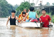 Người dân ở Đồng Nai di tản vì ngập