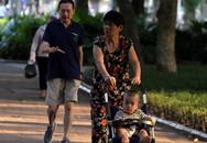 Ngất ngây với những vạt nắng cuối chiều ngày đầu thu trong vắt ở Hà Nội