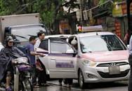 """Hà Nội sẽ """"sơn"""" taxi 5 màu để... chống ùn tắc ?"""