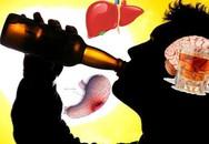 Uống rượu bia thường xuyên ảnh hưởng nghiêm trọng đến nội tạng như thế nào?