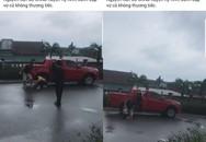 Làm rõ clip nguyên cán bộ công an ở Hà Tĩnh đánh vợ cũ dã man giữa đường
