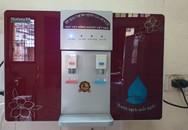 """Học viện Nông nghiệp """"tá hỏa"""" vì máy lọc nước bán cho dân mang danh mình"""