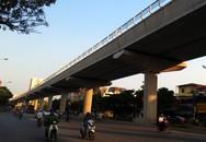 Mục sở thị tuyến đường sắt đô thị Nhổn - ga Hà Nội chậm tiến độ 2 năm