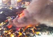 Bộ TN&MT thông tin chính thức về nguy cơ nhiễm độc thủy ngân từ vụ cháy Rạng Đông