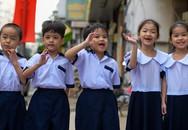 5 trẻ sinh năm vào lớp một