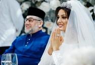 Hoa khôi 9X quyết định tố cáo chồng già - cựu Quốc vương Malaysia - cưới người phụ nữ chưa ly dị