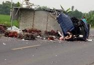Hà Nam: Mẹ gào khóc bên thi thể con trai sau va chạm giao thông