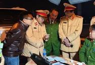 CSGT Hà Nội phát hiện tài xế container dương tính với ma túy trên đường Pháp Vân - Cầu Giẽ