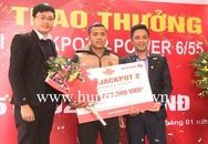 Người đầu tiên tỉnh Hưng Yên trúng giải Vietlott hơn 3,5 tỷ đồng