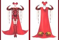 Nhiều ý tưởng 'dị' cho trang phục dân tộc của Hoàng Thuỳ tại Miss Universe 2019