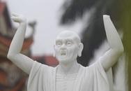 Hà Nội: Người dân bức xúc trước việc 16 pho tượng La Hán bị kẻ xấu chặt phá