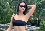 Đỗ Mỹ Linh đăng ảnh mặc áo tắm sexy trước đêm chung kết hoa hậu