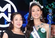 Mẹ Hoa hậu Thùy Linh: 'Chúng tôi không mua giải cho con'