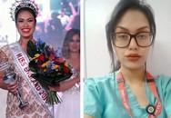 Điều ít biết về Hoa hậu có hai bằng Đại học, IQ 146, trở thành bác sĩ ngay sau đăng quang