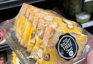 Mít được bổ như 'dưa hấu' trong siêu thị Mỹ