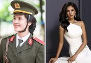 Hoa khôi Đại học An ninh hãnh diện vì có nét đẹp đặc trưng của người Khmer