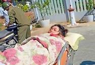 Tiếng kêu cứu của người vợ 19 tuổi với vết cứa trên cổ