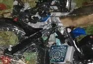 Nam thanh niên gục chết dưới gốc cây xanh lúc rạng sáng, xe máy vỡ nát