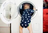 Thương tâm bé trai 3 tuổi qua đời sau khi tự nhốt mình trong máy giặt cửa trước tại nhà