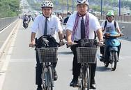 Đề xuất sử dụng xe đạp công cộng ở TP HCM