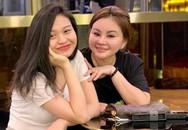 Đăng ảnh chụp cùng nhau, con gái Lê Giang vô tình để lộ mặt mộc xinh đẹp của mẹ