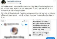 Sau tin đồn ly hôn gây sốc, Trương Minh Cường đăng ảnh hạnh phúc bên vợ con, cho biết mới lấy lại được facebook vừa bị hack