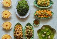 Mâm cơm cuối tuần với 7 món ngon đẹp hơn tiệc nhà hàng