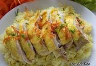 Cách nấu xôi gà Hải Nam vừa ngon lại no căng bụng cho bữa sáng