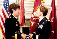 Chân dung cặp chị em gái đầu tiên trở thành tướng lục quân Mỹ