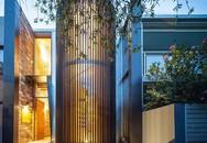 Ngôi nhà phố được thiết kế để giảm thiểu chi phí sinh hoạt, còn trồng rau nuôi gà ngay trong nhà nhưng vẫn sạch sẽ