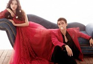 Chuyện tình Bình An - Phương Nga: Yêu nhau từ khi còn chưa là gì trong showbiz, lo lắng khi bạn gái đi thi Hoa hậu