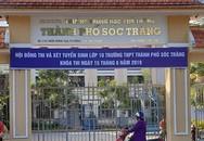 Hai hiệu trưởng trường cấp 3 ở Sóc Trăng bị khiển trách