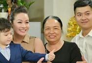 Nhật Kim Anh và chồng cũ tổ chức sinh nhật cho con sau khi ly hôn