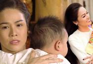 """""""Tiếng sét trong mưa"""" - Nhật Kim Anh: Mẹ trẻ chịu nhiều cay đắng tủi hờn, bị giành mất con từ phim đến đời thực"""