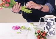 3 mẹo cắm hoa đơn giản ai cũng có thể thực hiện giúp căn nhà bừng sáng