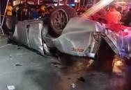 Xe bán tải chở 18 người lao vào cột điện, 13 sinh viên tử vong