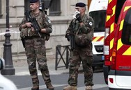 4 cảnh sát thiệt mạng trong vụ tấn công bằng dao tại Paris