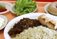 Tiêu chuẩn dinh dưỡng trong bữa ăn học đường ở châu Âu