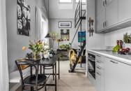 Nhà nhỏ chỉ 31m² được thiết kế tận dụng tối đa không gian theo chiều dọc