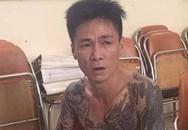 Gã trai 1 tiền án mang xăng về 'thăm' bố mẹ