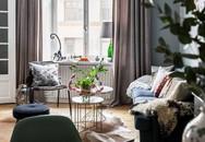 Căn hộ rộng 42m² gia đình 4 người vẫn sống thoải mái nhờ cách bài trí nội thất rất thông minh và đẹp mắt