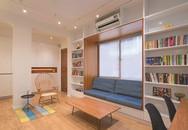 Căn chung cư cũ có thiết kế điển hình của thời bao cấp biến thành không gian sống cực kì hiện đại sau cải tạo