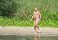 Truy tìm tung tích một nam du khách nước ngoài khỏa thân tắm biển ở Đà Nẵng