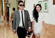 """Minh Hà vừa tuyên bố độc thân, Chí Nhân bị bắt gặp """"hẹn hò"""" cô gái lạ, cách xưng hô với con trai riêng mới gây bất ngờ?"""