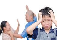 10 tác hại với trẻ khi cha mẹ cố sống chung 'vì con'