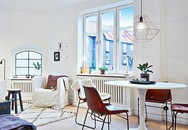 Ngôi nhà thiết kế theo phong cách Scandinavia nhưng biết phá cách vô cùng tinh tế tạo vẻ đẹp ấn tượng